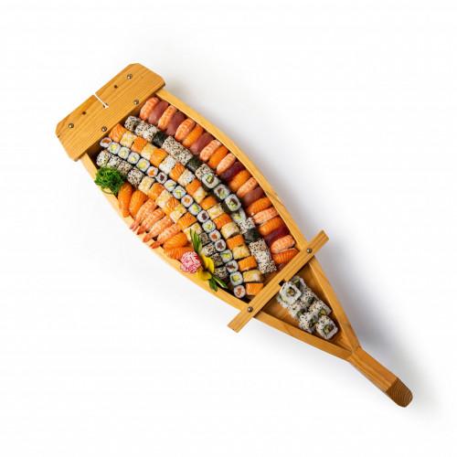Sushi loď XXL